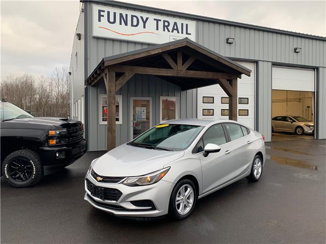 2016 Chevrolet Cruze LT Auto (Stk: 1884A) in Sussex - Image 1 of 10