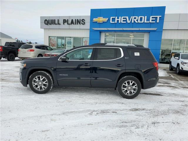 2021 GMC Acadia SLT (Stk: 21T021) in Wadena - Image 1 of 23
