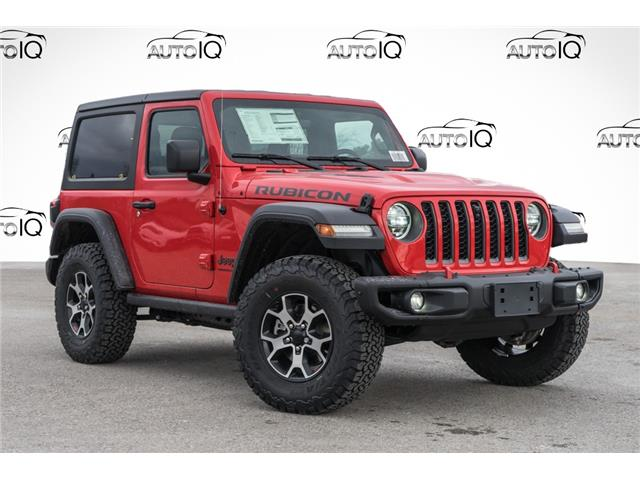 2021 Jeep Wrangler Rubicon (Stk: 34519) in Barrie - Image 1 of 27