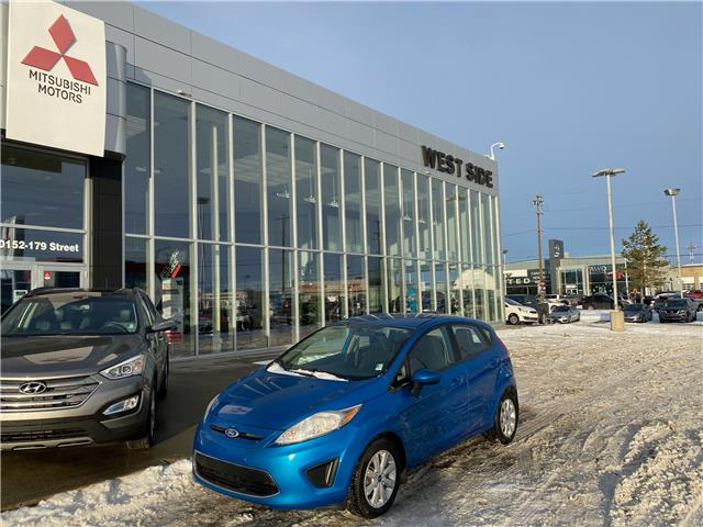 2012 Ford Fiesta SE (Stk: BM3927) in Edmonton - Image 1 of 25