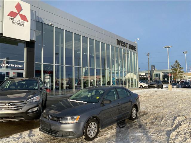 2012 Volkswagen Jetta 2.0L Trendline (Stk: BM3860) in Edmonton - Image 1 of 20