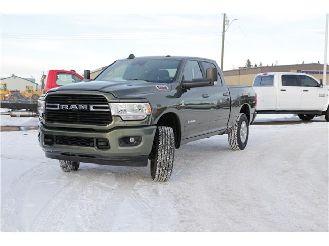 2020 RAM 3500 Big Horn (Stk: LT052) in Rocky Mountain House - Image 1 of 30