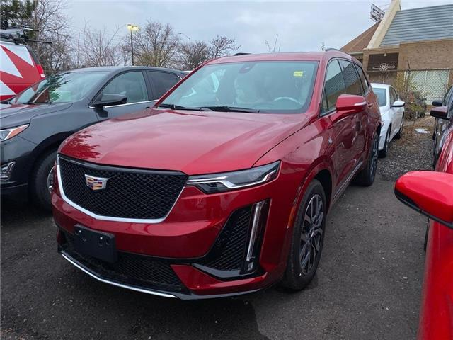 2021 Cadillac XT6 Sport (Stk: K1Z012) in Mississauga - Image 1 of 5