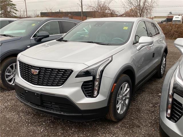 2021 Cadillac XT4 Luxury (Stk: K1D045) in Mississauga - Image 1 of 5
