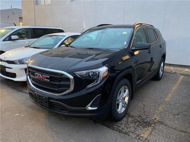 2021 GMC Terrain SLE (Stk: G1L005) in Mississauga - Image 1 of 5