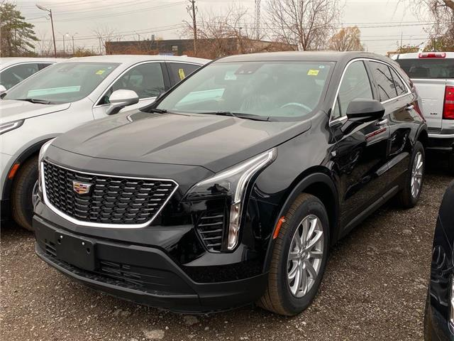 2021 Cadillac XT4 Luxury (Stk: K1D058) in Mississauga - Image 1 of 5