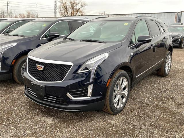 2021 Cadillac XT5 Sport (Stk: K1B050) in Mississauga - Image 1 of 5