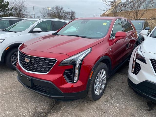 2021 Cadillac XT4 Luxury (Stk: K1D055) in Mississauga - Image 1 of 5