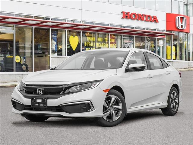 2021 Honda Civic LX (Stk: 3M14500) in Vancouver - Image 1 of 23