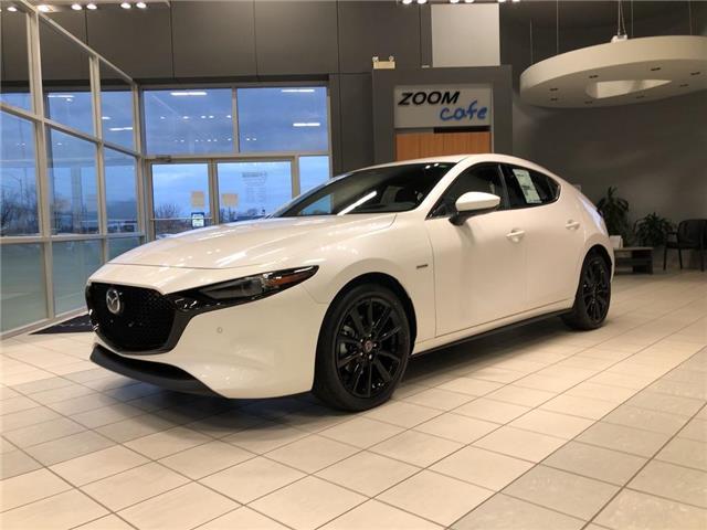 2021 Mazda Mazda3 Sport 100th Anniversary Edition (Stk: 21C014) in Kingston - Image 1 of 13