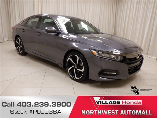 2020 Honda Accord Sport 2.0T (Stk: PL0038A) in Calgary - Image 1 of 19