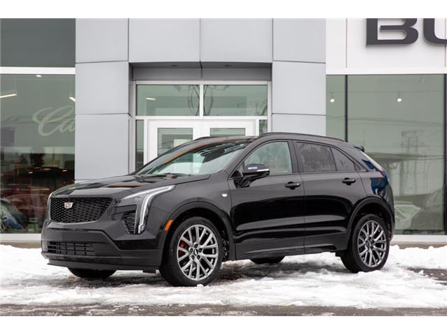 2021 Cadillac XT4 Sport (Stk: M0135) in Trois-Rivières - Image 1 of 28
