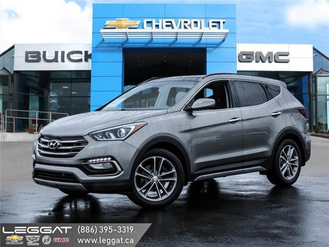 2017 Hyundai Santa Fe Sport  (Stk: 218005A) in Burlington - Image 1 of 25