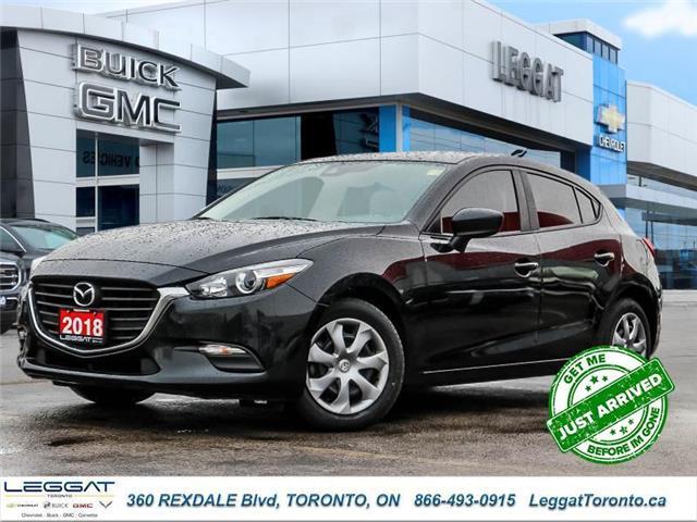2018 Mazda Mazda3 Sport GX (Stk: 281598A) in Etobicoke - Image 1 of 27