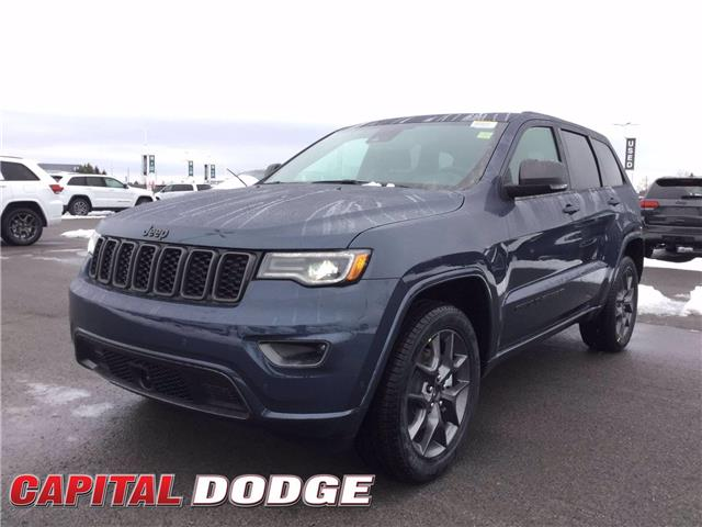2021 Jeep Grand Cherokee Limited (Stk: M00097) in Kanata - Image 1 of 26