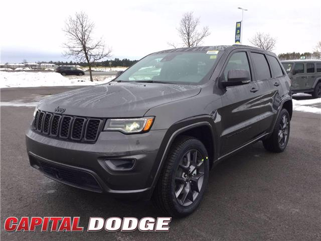 2021 Jeep Grand Cherokee Limited (Stk: M00098) in Kanata - Image 1 of 26