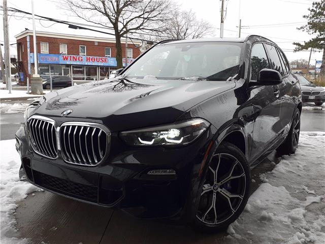 2021 BMW X5 xDrive40i (Stk: 14139) in Gloucester - Image 1 of 25