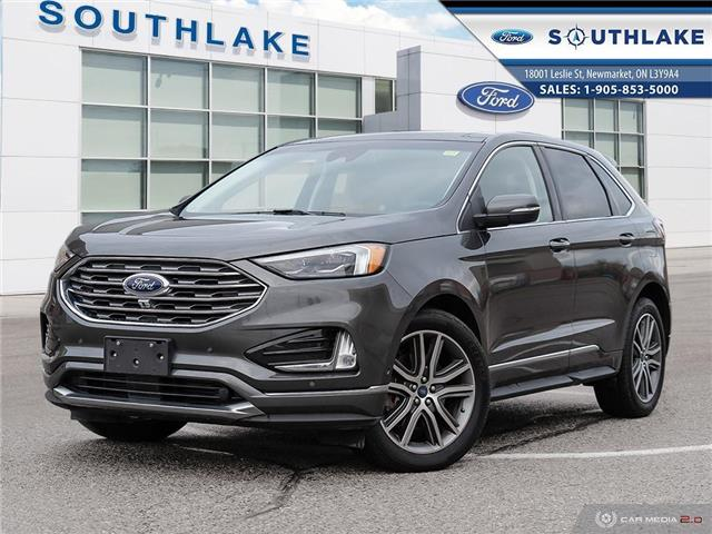 2019 Ford Edge Titanium (Stk: 31079A) in Newmarket - Image 1 of 28