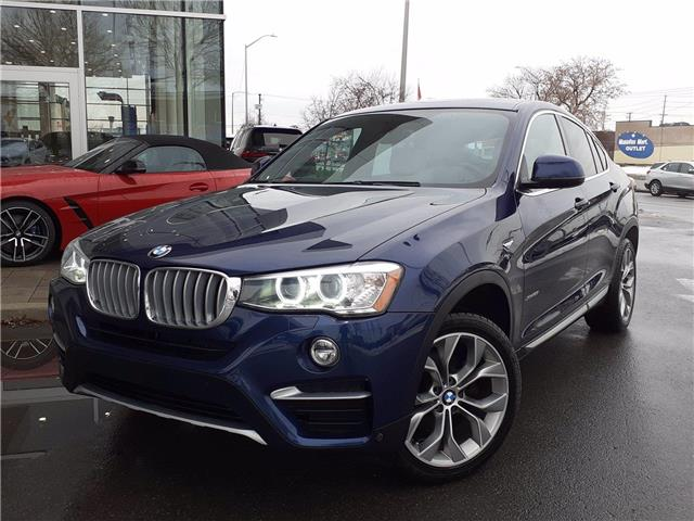 2017 BMW X4 xDrive28i (Stk: 13975A) in Gloucester - Image 1 of 27