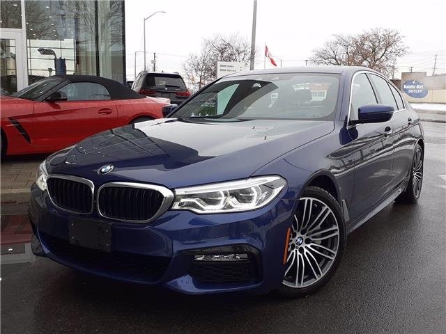 2017 BMW 540i xDrive (Stk: P9634) in Gloucester - Image 1 of 27