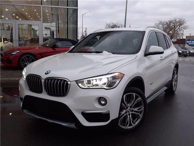 2018 BMW X1 xDrive28i (Stk: P9677) in Gloucester - Image 1 of 26