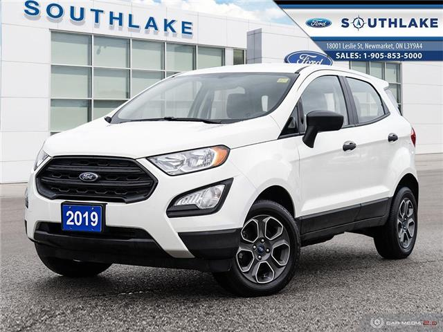 2019 Ford EcoSport S (Stk: P51486) in Newmarket - Image 1 of 27