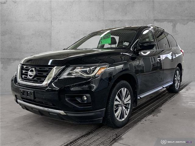 2019 Nissan Pathfinder SV Tech (Stk: 20T238A) in Williams Lake - Image 1 of 23