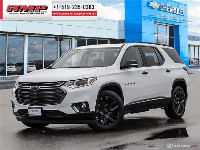 2020 Chevrolet Traverse Premier (Stk: 89117) in Exeter - Image 1 of 28