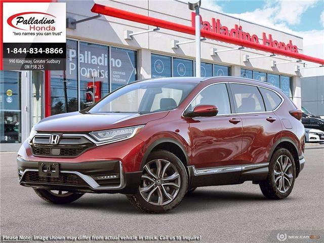 2021 Honda CR-V Touring (Stk: 22874) in Greater Sudbury - Image 1 of 23