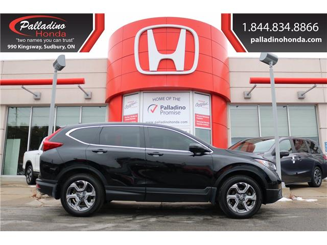 2018 Honda CR-V EX-L (Stk: U9820) in Greater Sudbury - Image 1 of 37