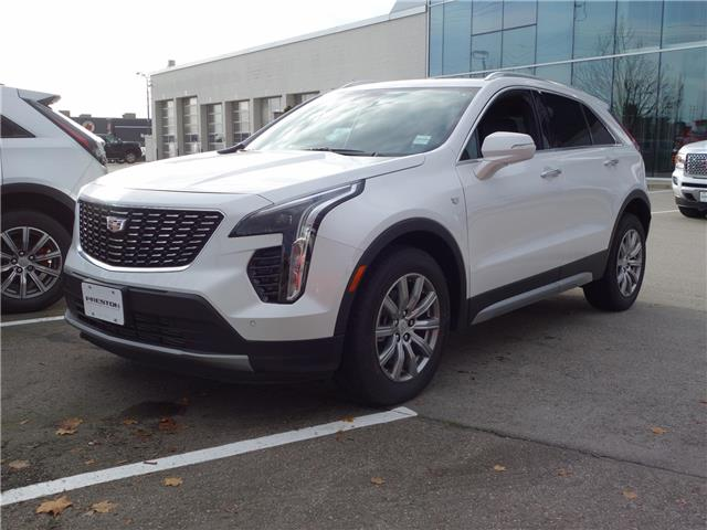2021 Cadillac XT4 Premium Luxury (Stk: 1200950) in Langley City - Image 1 of 7