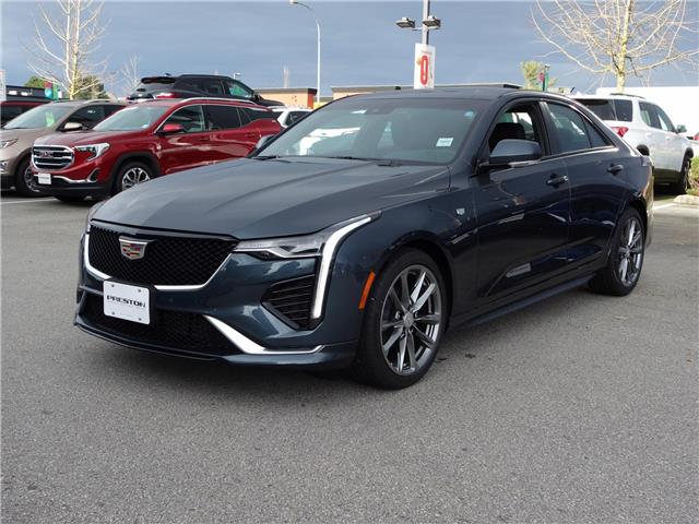 2021 Cadillac CT4 Sport (Stk: 1201090) in Langley City - Image 1 of 6