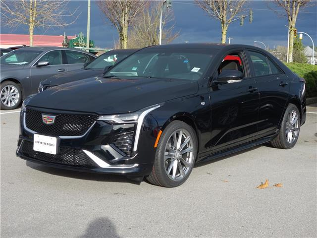 2021 Cadillac CT4 Sport (Stk: 1201100) in Langley City - Image 1 of 7