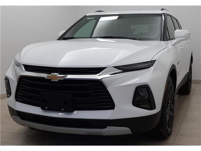2021 Chevrolet Blazer True North (Stk: 11614) in Sudbury - Image 1 of 13