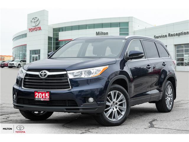 2015 Toyota Highlander XLE (Stk: 218453) in Milton - Image 1 of 23