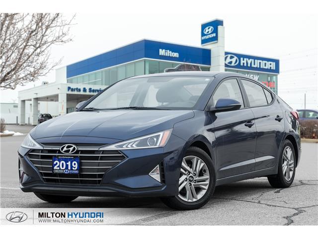2019 Hyundai Elantra Preferred (Stk: 852806) in Milton - Image 1 of 19