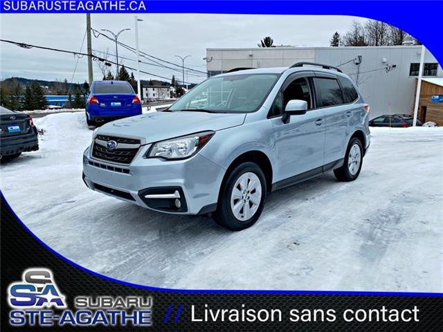 2017 Subaru Forester 2.5i Convenience (Stk: A3284) in Sainte-Agathe-des-Monts - Image 1 of 19