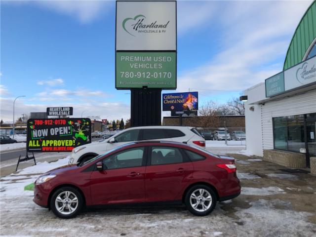 2013 Ford Focus SE (Stk: HW1049) in Edmonton - Image 1 of 24