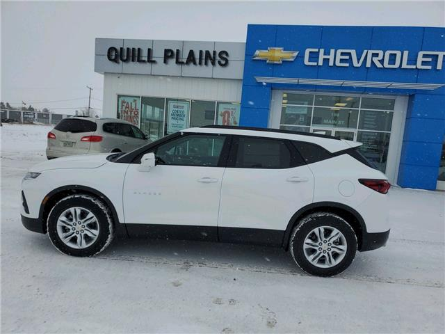 2021 Chevrolet Blazer True North (Stk: 21T013) in Wadena - Image 1 of 24