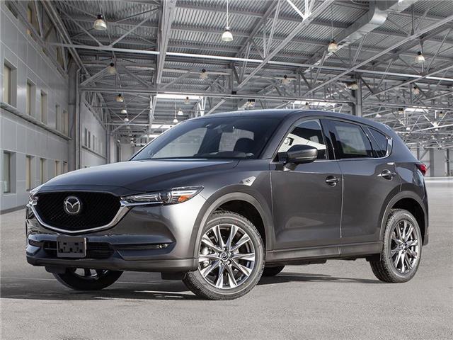 2021 Mazda CX-5 Signature (Stk: 21416) in Toronto - Image 1 of 23