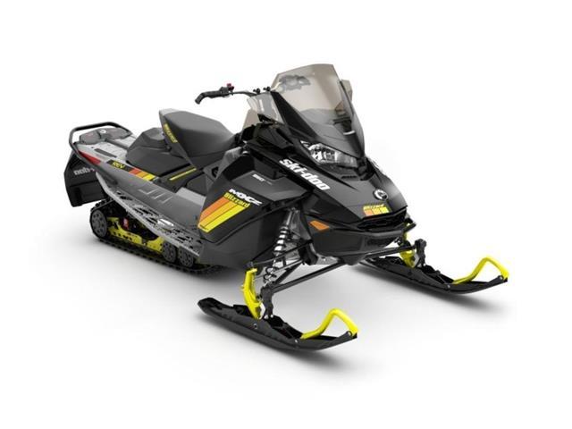 New 2019 Ski-Doo MXZ® Blizzard™ 600R E-TEC   - SASKATOON - FFUN Motorsports Saskatoon