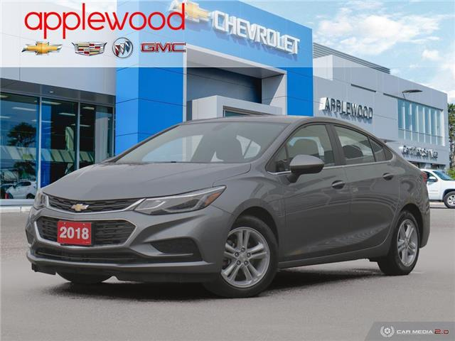 2018 Chevrolet Cruze LT Auto (Stk: 130237P) in Mississauga - Image 1 of 27