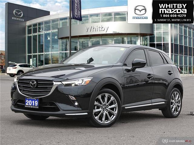 2019 Mazda CX-3 GT (Stk: 210029A) in Whitby - Image 1 of 27