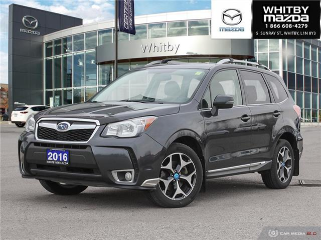 2016 Subaru Forester 2.0XT Touring (Stk: 2109A) in Whitby - Image 1 of 27