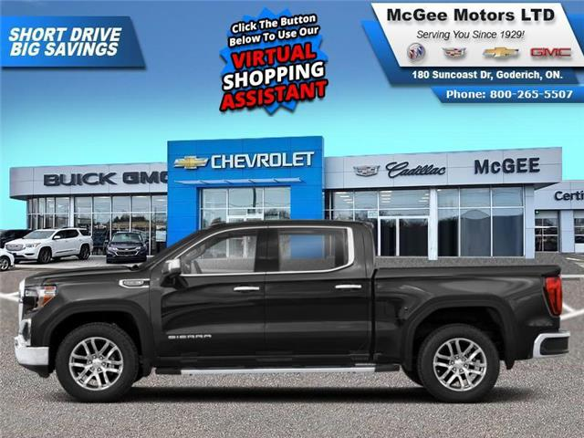 2021 GMC Sierra 1500 Base (Stk: 161686) in Goderich - Image 1 of 1