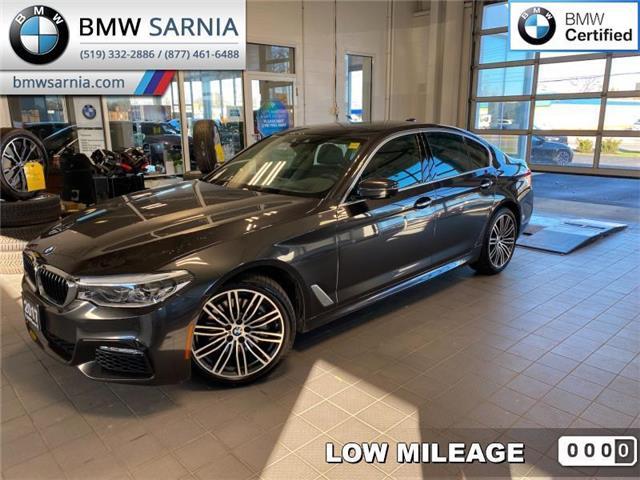 2017 BMW 530i xDrive (Stk: BU797) in Sarnia - Image 1 of 10