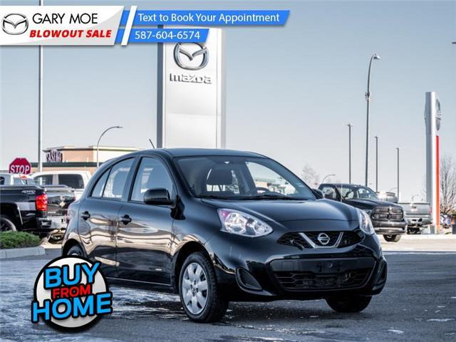 2017 Nissan Micra S (Stk: 20-32769AA) in Lethbridge - Image 1 of 23