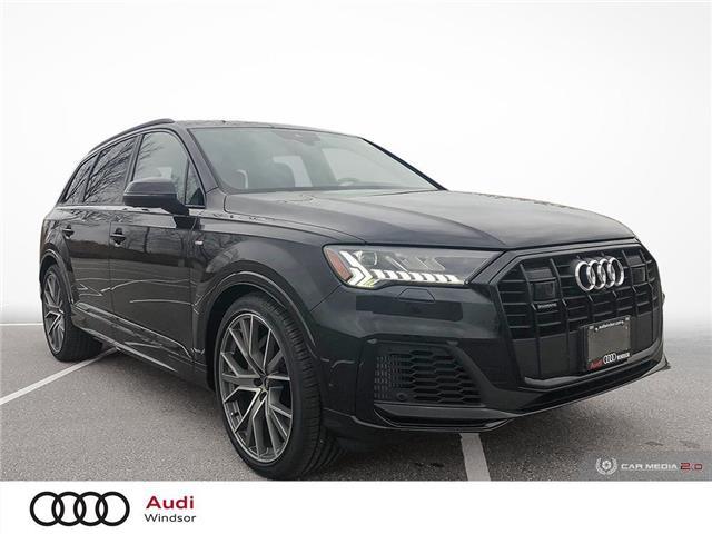 2021 Audi Q7 55 Technik (Stk: 21029) in Windsor - Image 1 of 30