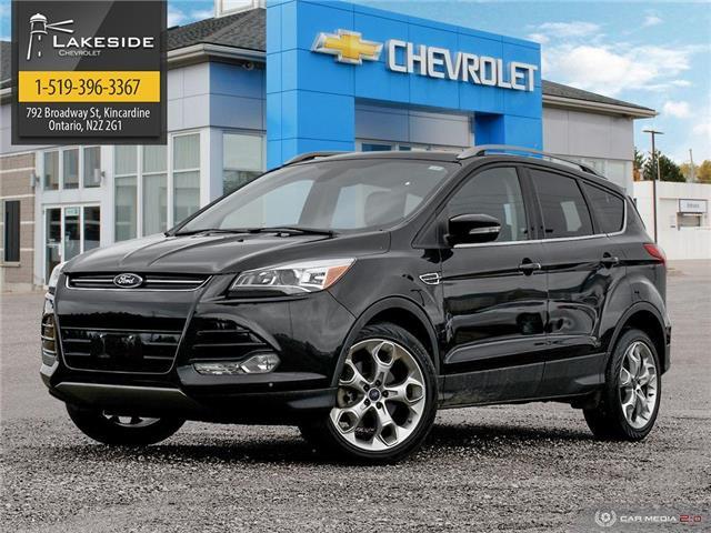 2014 Ford Escape Titanium (Stk: P6254) in Kincardine - Image 1 of 29