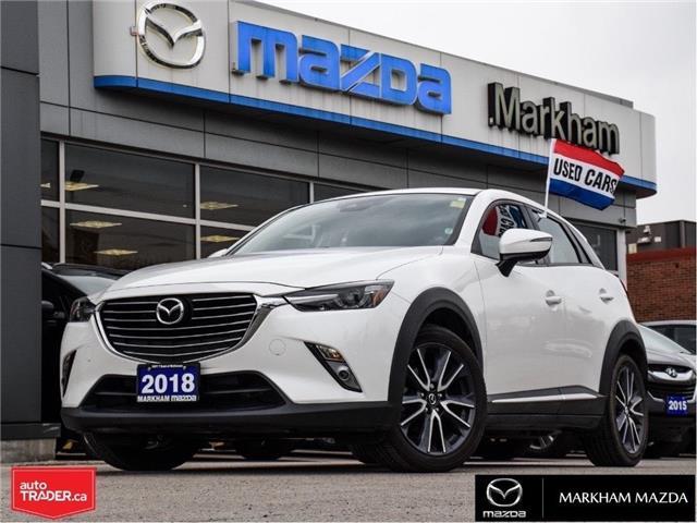2018 Mazda CX-3 GT (Stk: P2039) in Markham - Image 1 of 30